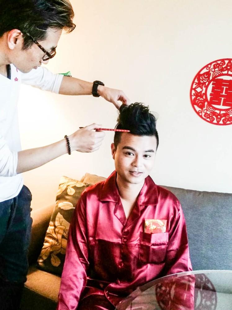 新妝化妝師 paul133