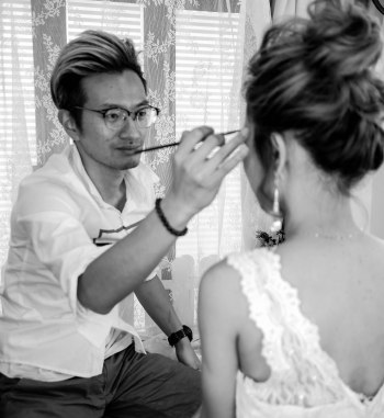 新妝化妝師 wedding bridal makeup hair hk coolstylist