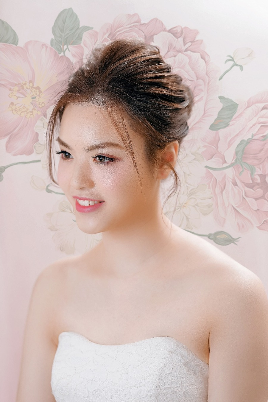 新妝化妝師 wedding bridal makeup hair hk Fiona7