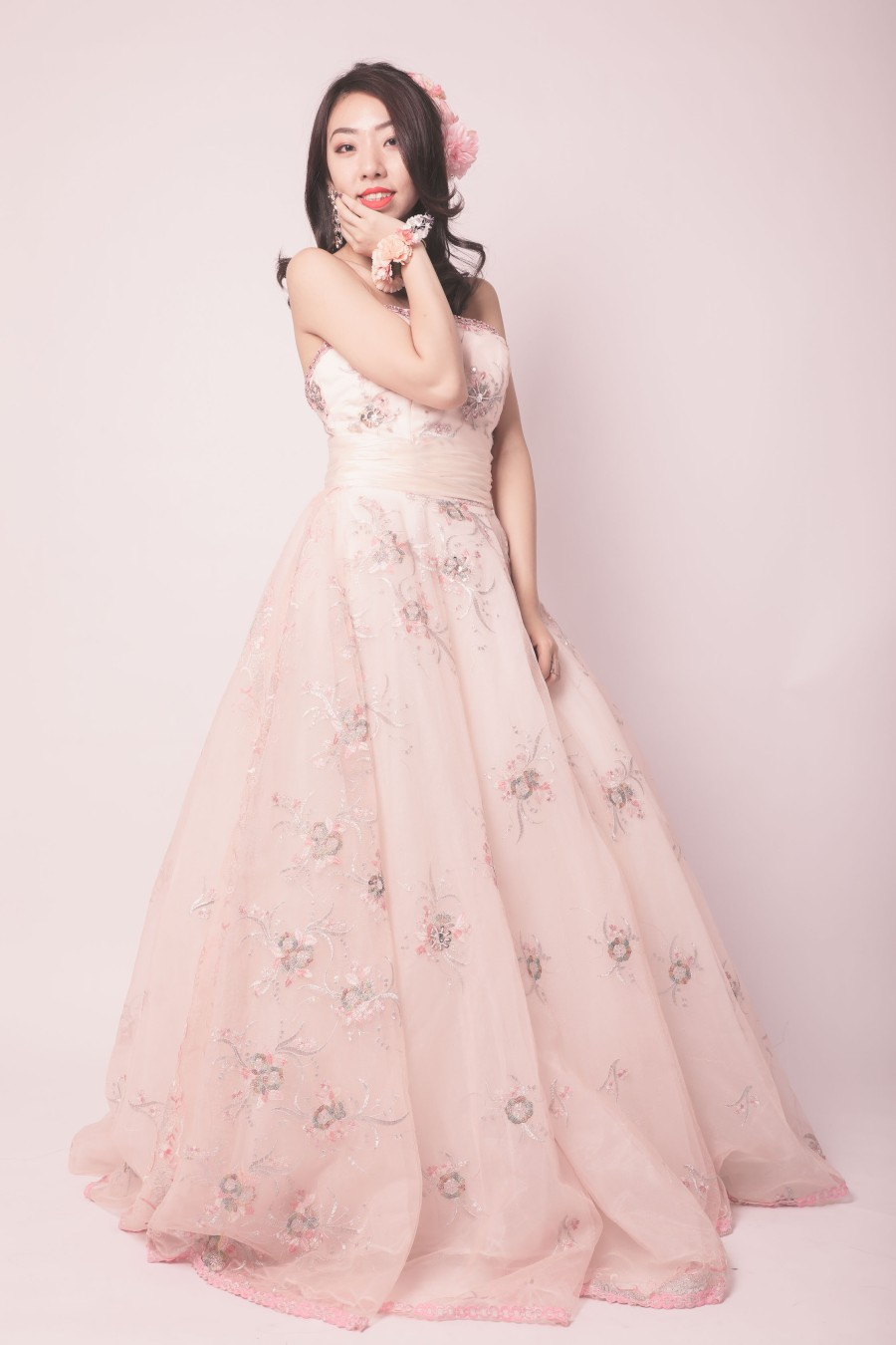 韓式新娘化妝髮型攝影_bridal_wedding_Korea_makeup_hairstyling_Top_MUA_paulstylist_photography_hk-62