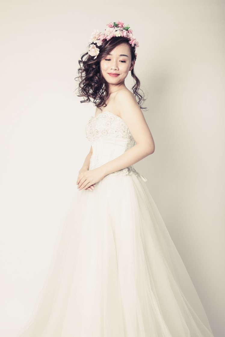 韓式新娘化妝髮型攝影_bridal_wedding_Korea_makeup_hairstyling_Top_MUA_paulstylist_photography_hk_abby-3