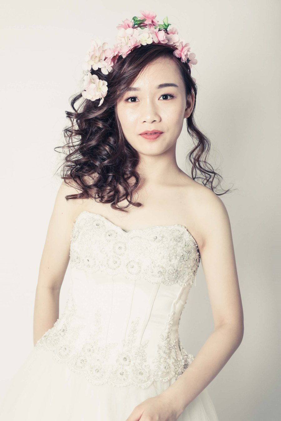 韓式新娘化妝髮型攝影_bridal_wedding_Korea_makeup_hairstyling_Top_MUA_paulstylist_photography_hk_abby-4
