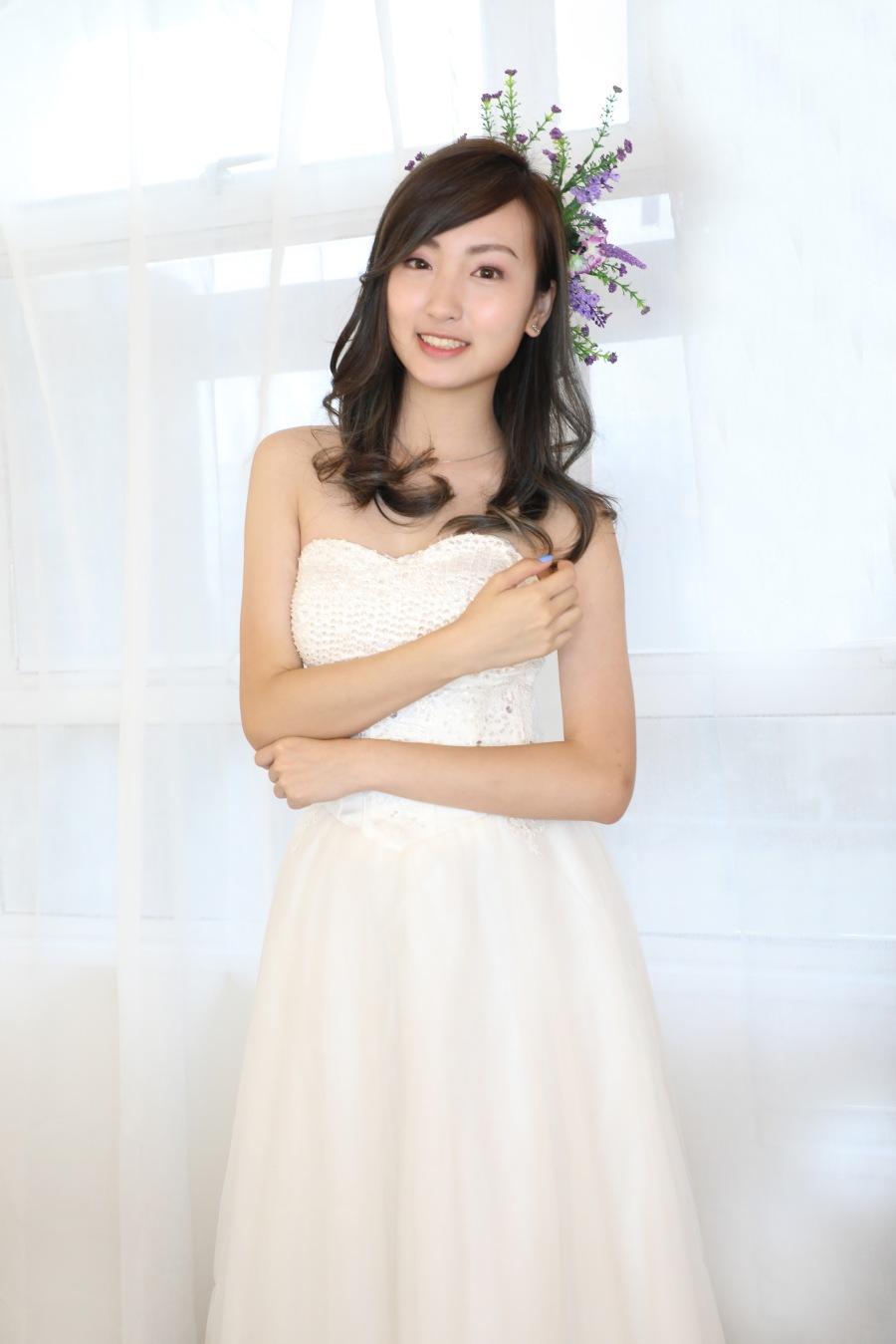 Korean Wedding Hair & Makeup Service a2