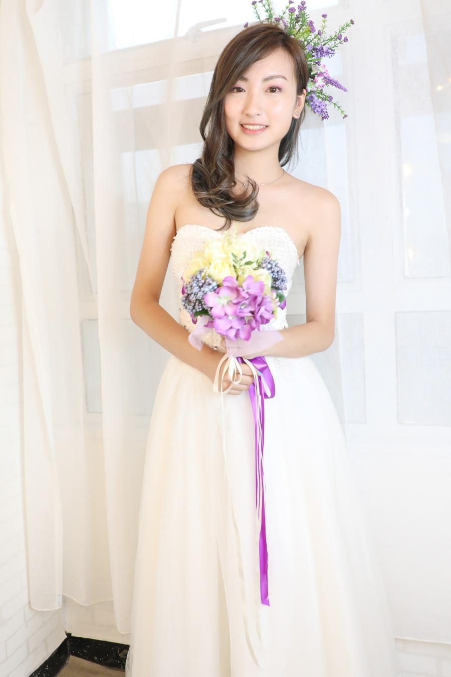 Korean Wedding Hair & Makeup Service a5