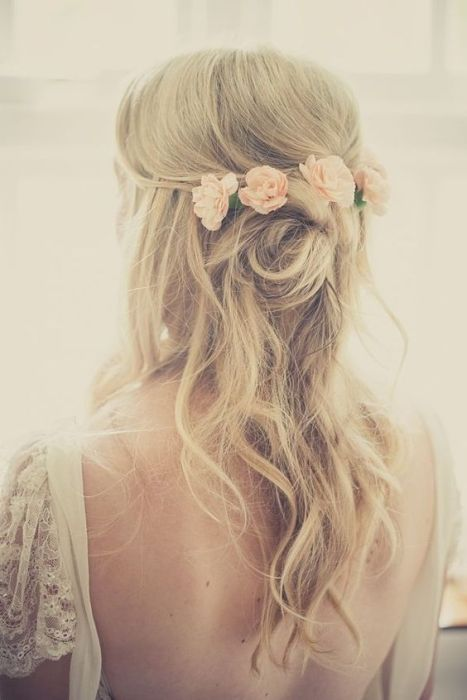 Wedding Hairstyles for bride 2