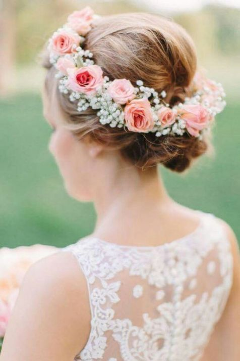 Wedding Hairstyles for bride 3