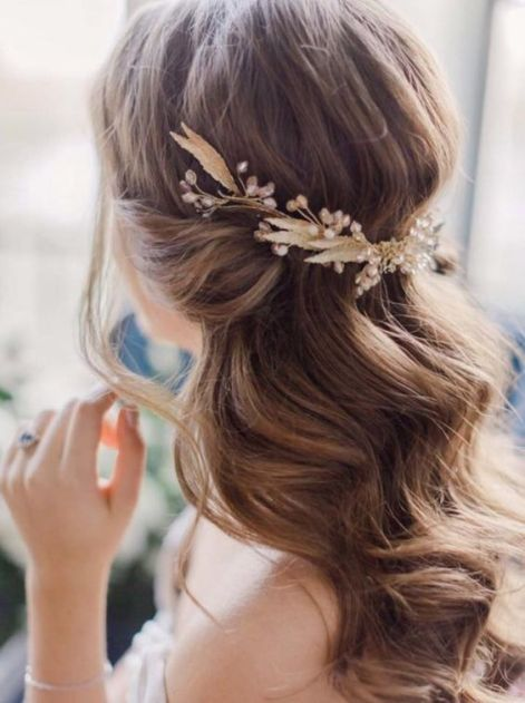 Wedding Hairstyles for bride 5