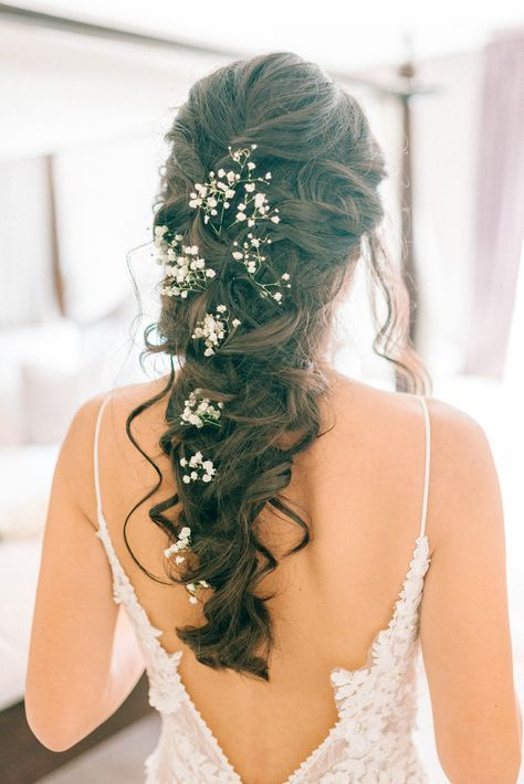 Wedding Hairstyles for bride 6