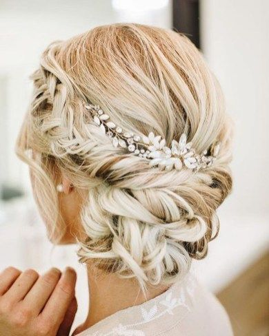 Wedding Hairstyles for bride 7