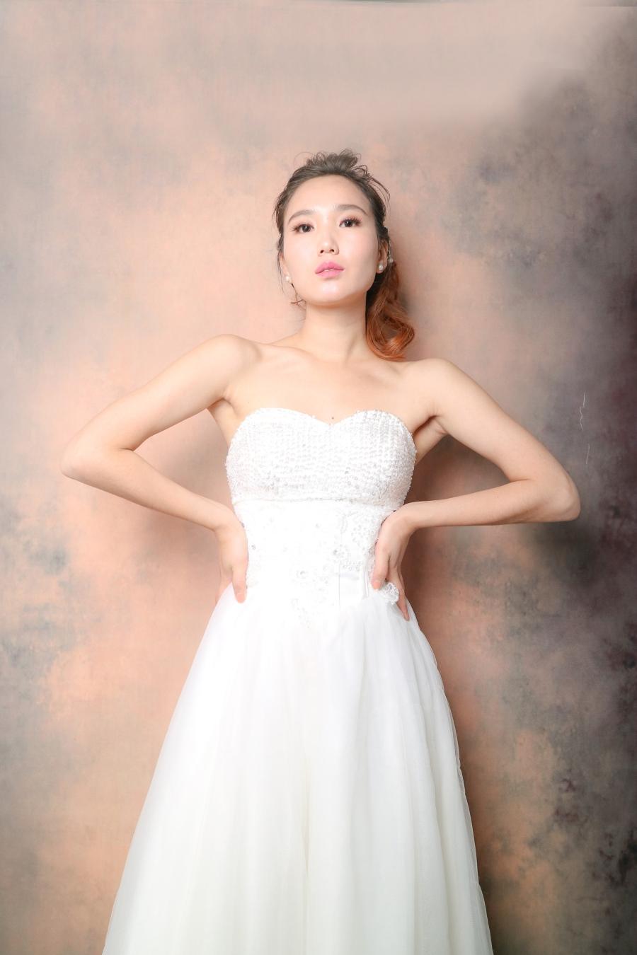 coolstylist韓式新娘化妝髮型攝影服務_bridal_wedding_Korea_makeup_hairstyling_Top_MUA_paulstylist_photography_hk_model_Liya-8b