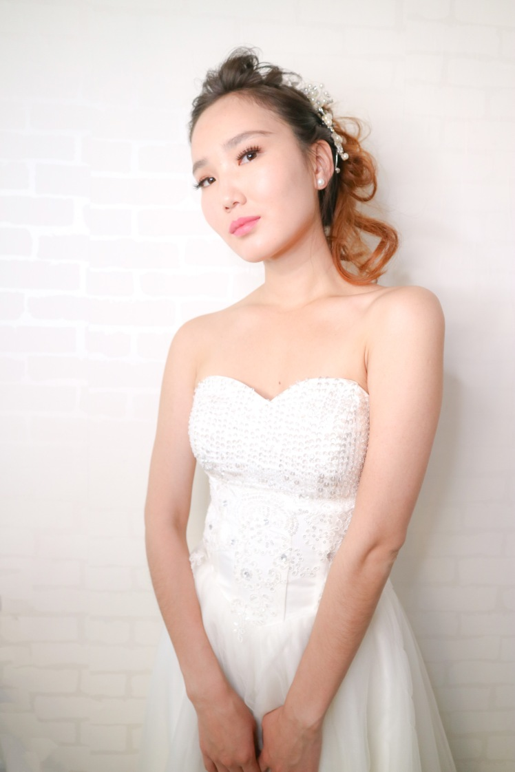 coolstylist韓式新娘化妝髮型攝影服務_bridal_wedding_Korea_makeup_hairstyling_Top_MUA_paulstylist_photography_hk_model_Liya-5