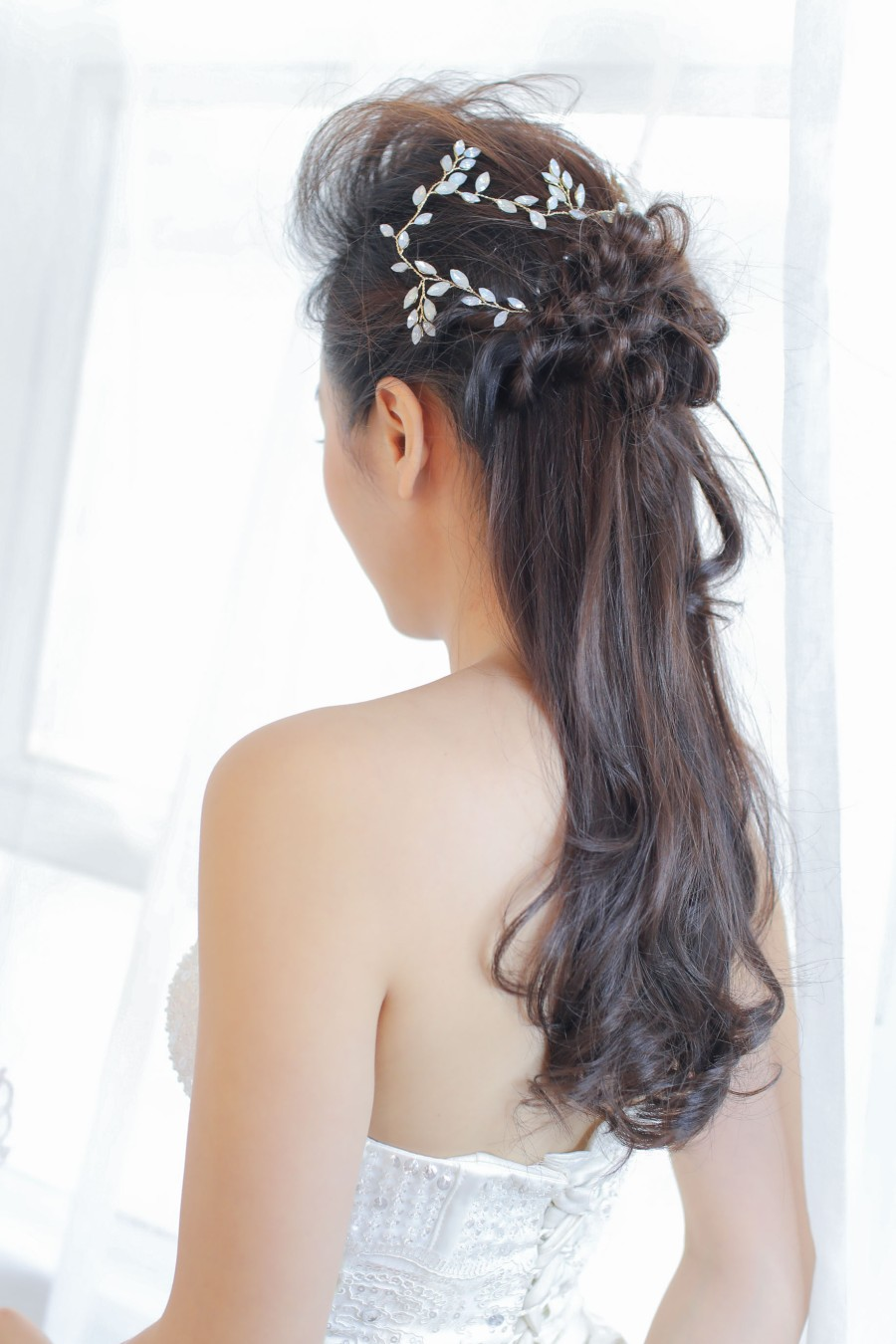 韓式新娘化妝髮型攝影_bridal_wedding_Korea_makeup_hairstyling_Top_MUA_paulstylist_photography_hk_stephanie-12