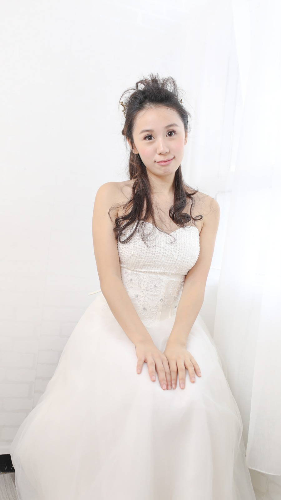 韓式新娘化妝髮型攝影_bridal_wedding_Korea_makeup_hairstyling_Top_MUA_paulstylist_photography_hk_stephanie-19