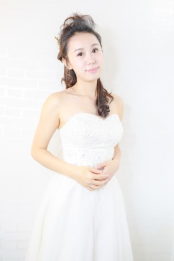 韓式新娘化妝髮型攝影_bridal_wedding_Korea_makeup_hairstyling_Top_MUA_paulstylist_photography_hk_stephanie-3
