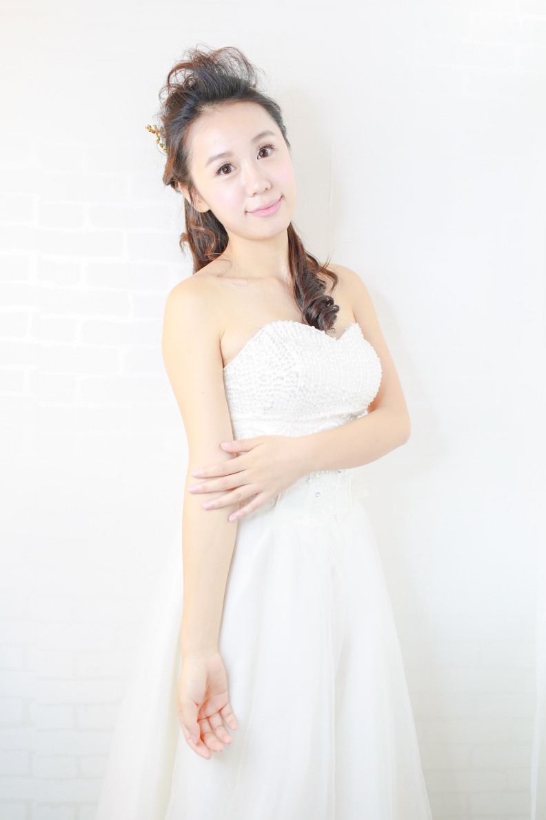 韓式新娘化妝髮型攝影_bridal_wedding_Korea_makeup_hairstyling_Top_MUA_paulstylist_photography_hk_stephanie-4